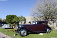 1933 Rolls-Royce Phantom II Continental.  Chassis number 2MY