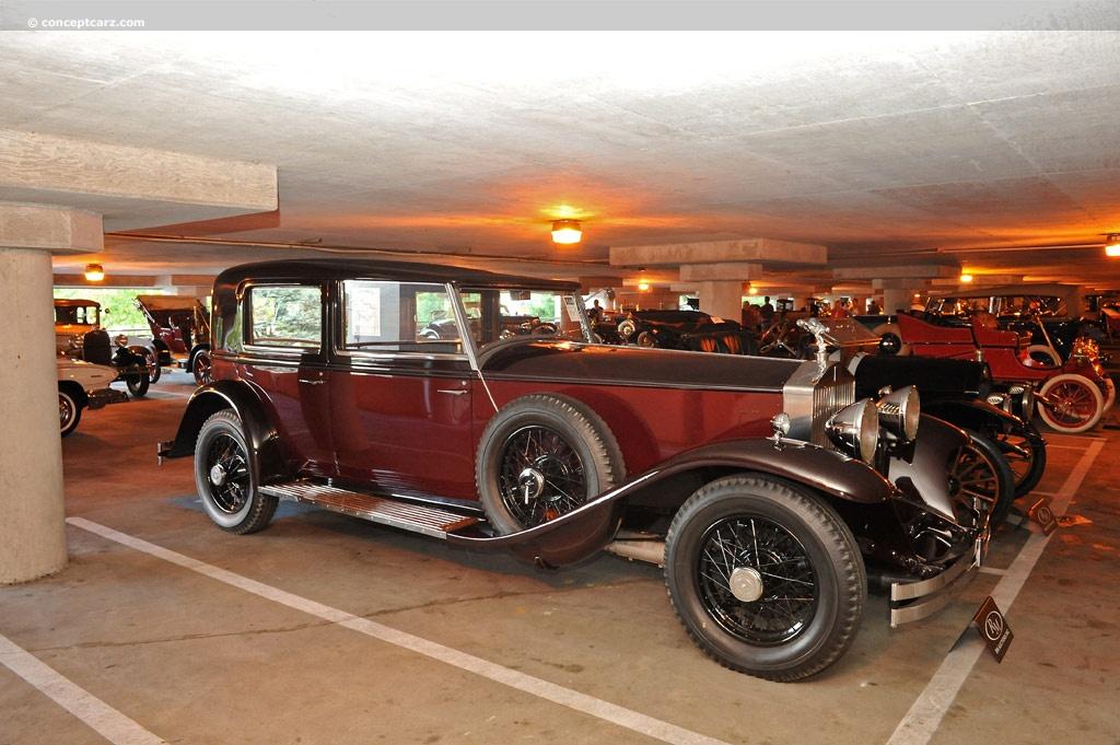 1933 Rolls Royce Phantom Ii Image Chassis Number S75t