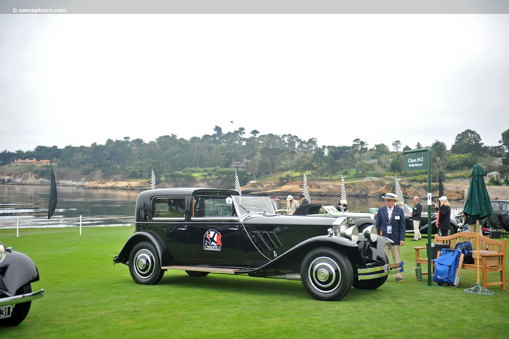 1933 Rolls Royce Phantom Ii Image