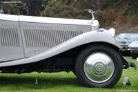 1934 Rolls-Royce Phantom II.  Chassis number 117RY