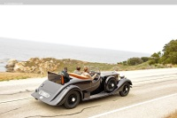 1934 Rolls-Royce Phantom II.  Chassis number 2SK