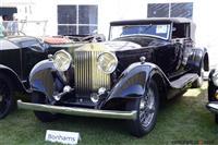 1934 Rolls-Royce Phantom II.  Chassis number 162SK