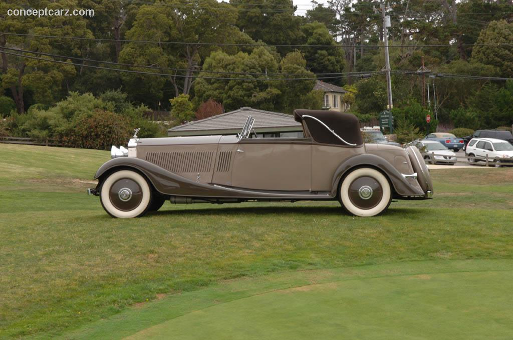auction results and sales data for 1934 rolls royce phantom ii. Black Bedroom Furniture Sets. Home Design Ideas