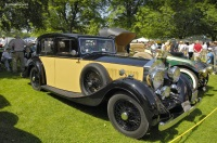 1935 Rolls-Royce 20 / 25 HP image.