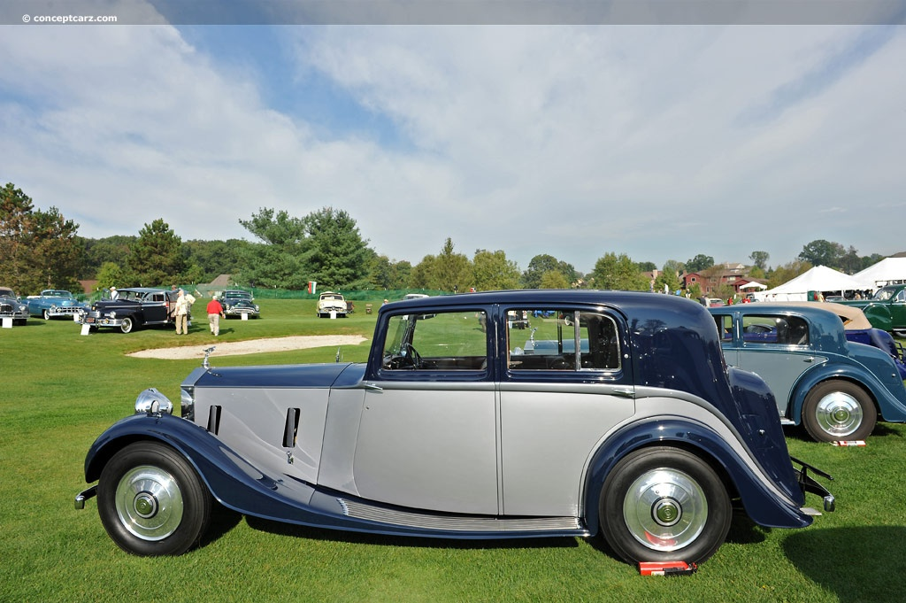 1935 Rolls-Royce 20 / 25 HP
