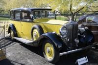 1936 Rolls-Royce Phantom III.  Chassis number 3 AZ 226