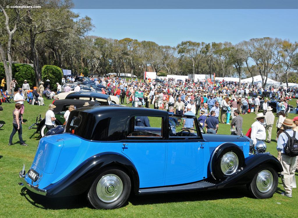 1936 Rolls Royce Phantom Iii Image