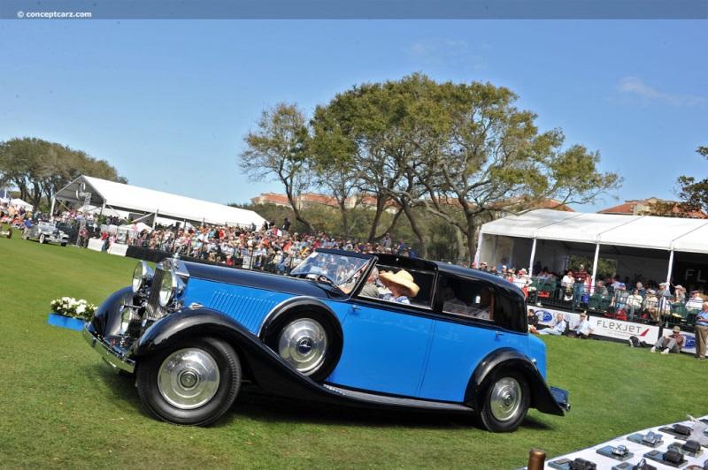 1936 Rolls-Royce Phantom III