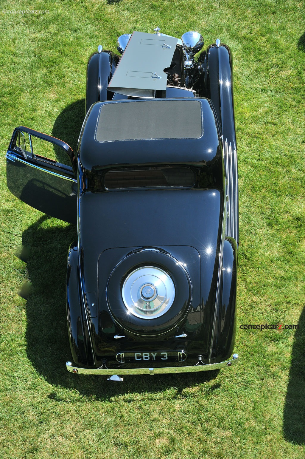 Auction Results And Sales Data For 1936 Rolls-Royce 25/30
