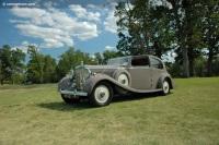 1937 Rolls-Royce Phantom III image.