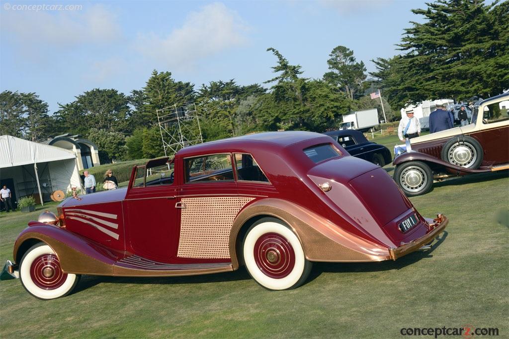 1937 Rolls Royce Phantom Iii Image