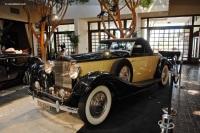 1937 Rolls-Royce Phantom III.  Chassis number 3CP18