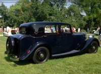 1937 Rolls-Royce 25/30HP