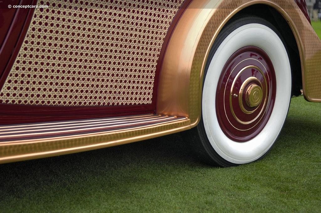 1937 Rolls-Royce Phantom III