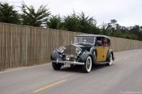 1938 Rolls-Royce Phantom III image.