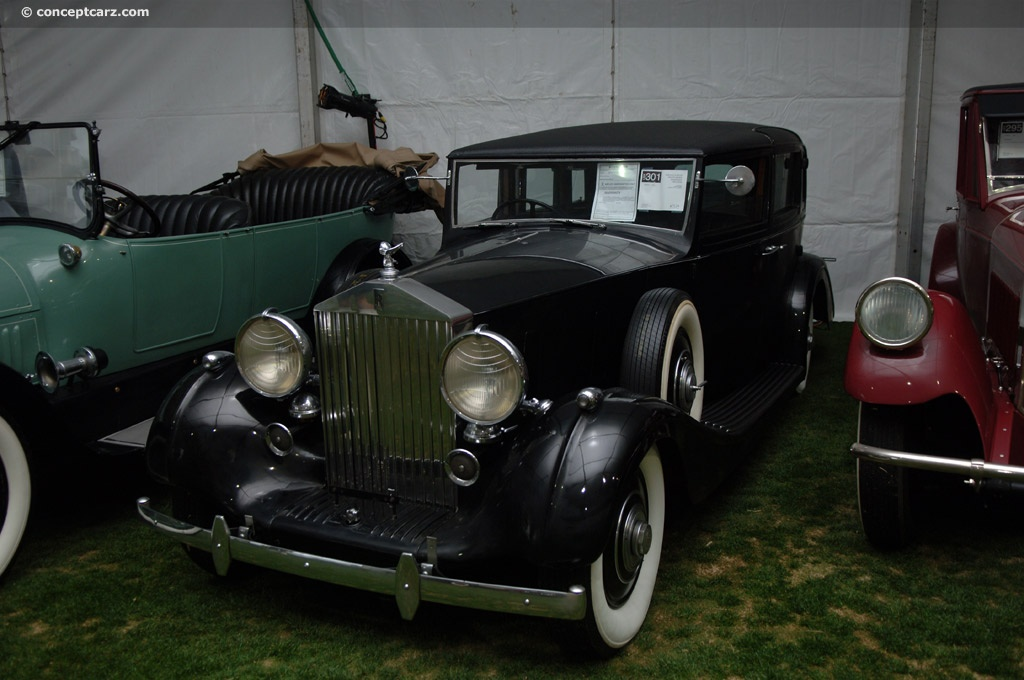 1938 Rolls Royce Wraith History Pictures Value Auction