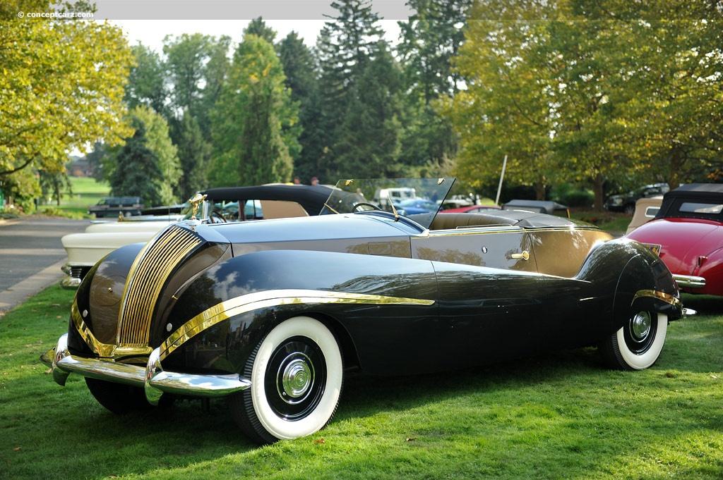 1939 Rolls Royce Phantom Iii Image Chassis Number 3dl120