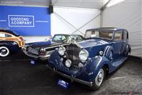 1939 Rolls-Royce Wraith.  Chassis number WRB57