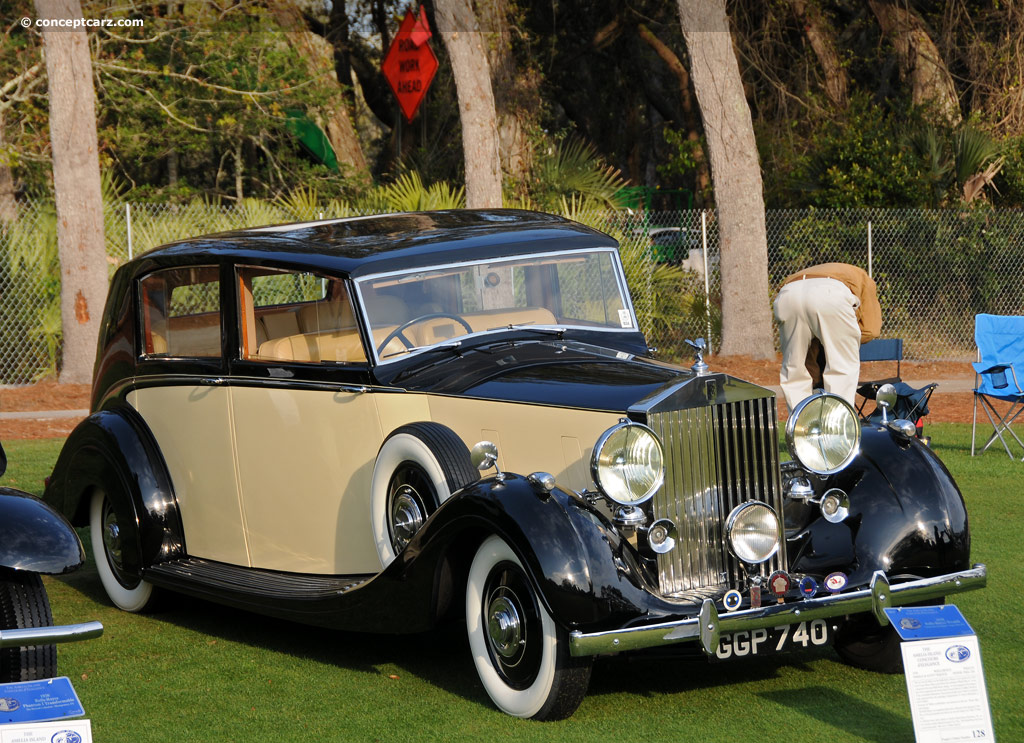 1939 Rolls Royce Wraith Image