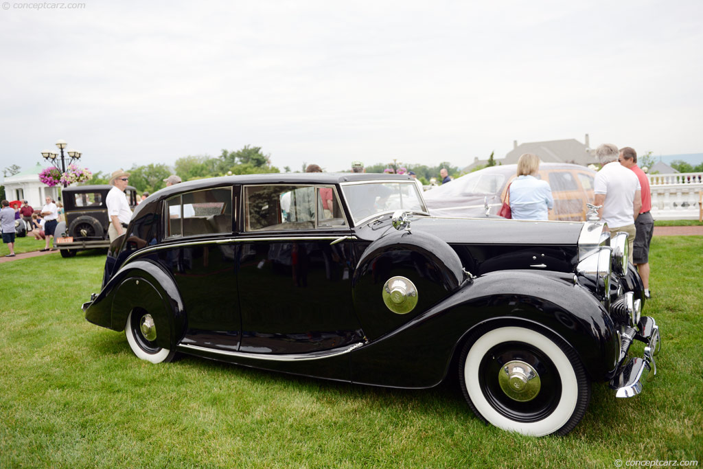1946 Rolls Royce Silver Wraith Pictures History Value