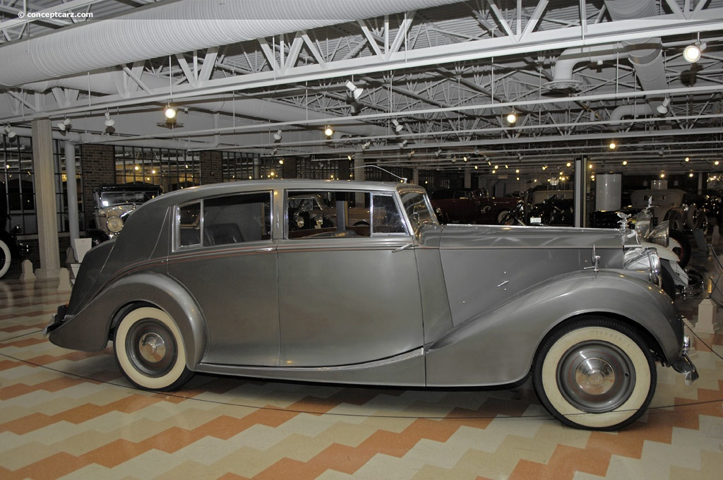 auction results and sales data for 1948 rolls-royce silver wraith