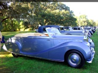 1948 Rolls-Royce Silver Wraith image.