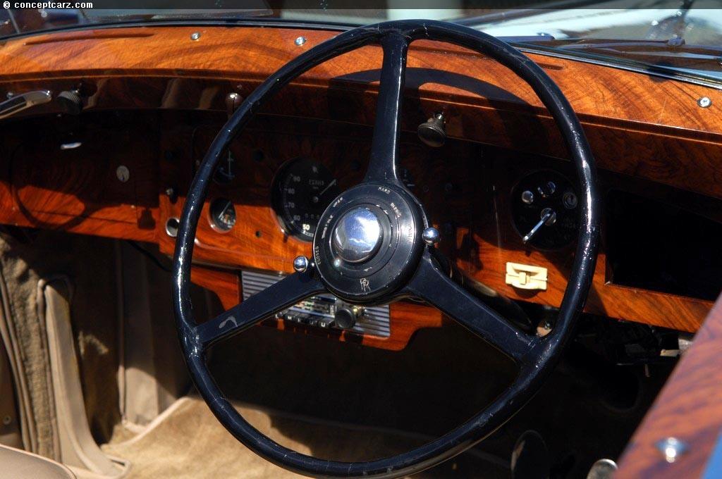 1949 Rolls-Royce Silver Wraith