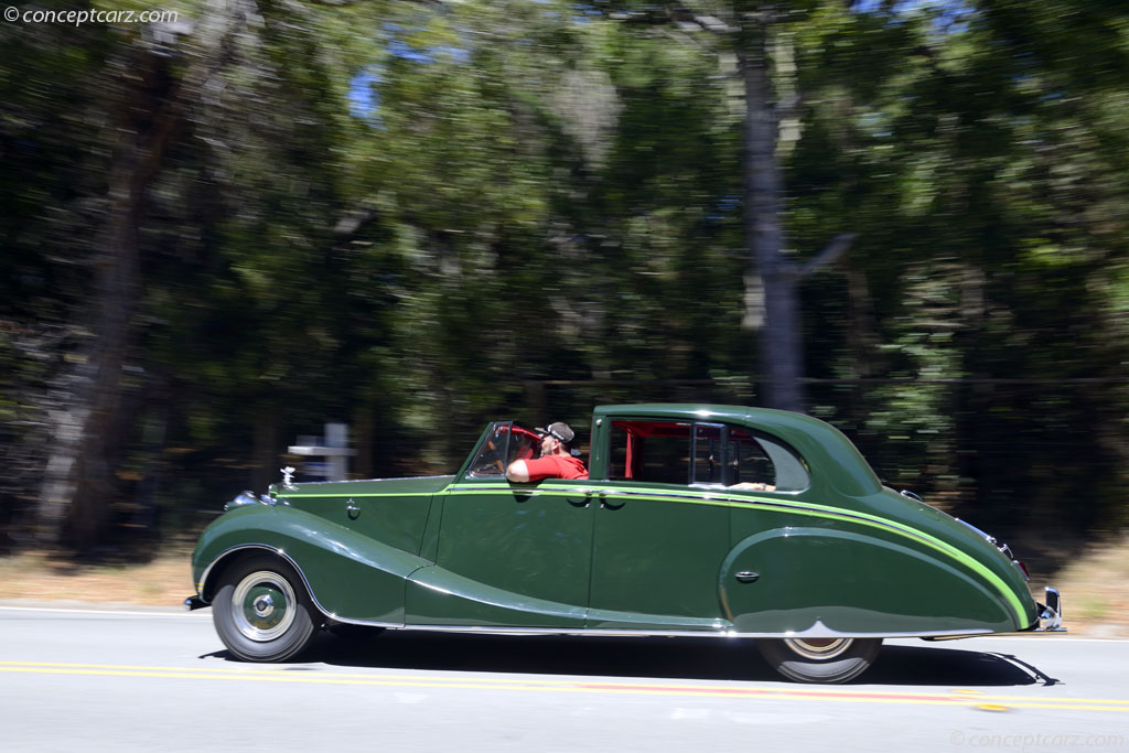 Auction Results and Sales Data for 1952 Rolls-Royce Phantom IV