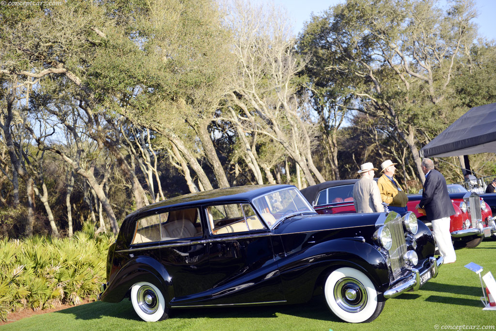 1952 Rolls-Royce Silver Wraith History, Pictures, Value, Auction ...