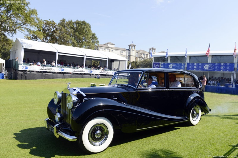 1952 Rolls-Royce Silver Wraith Image. Photo 19 of 21