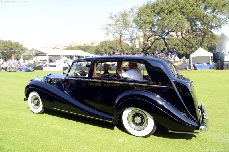 1952 Rolls-Royce Silver Wraith Image. Photo 18 of 21