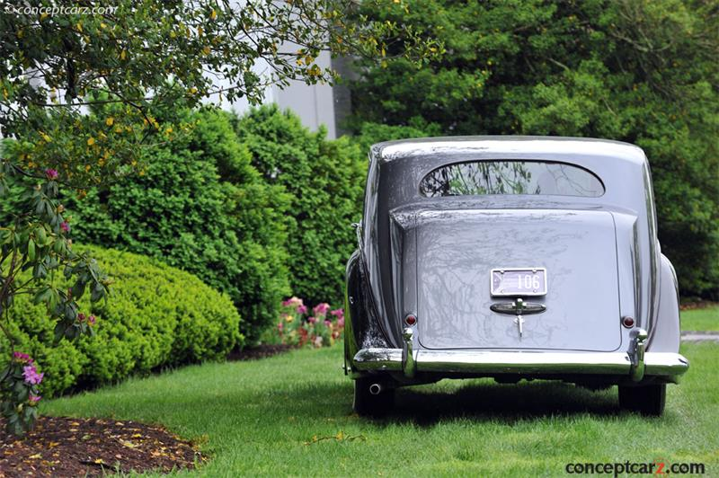 1953 Rolls-Royce Silver Wraith