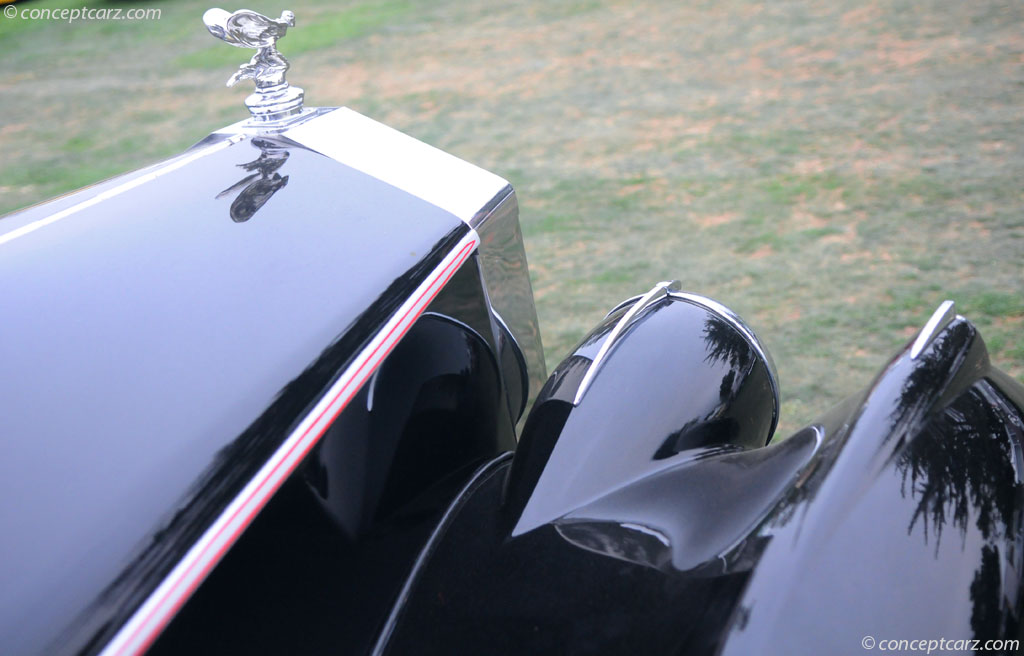 1954 Rolls-Royce Silver Dawn