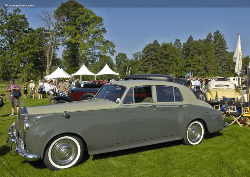 1956 Rolls-Royce Silver Cloud