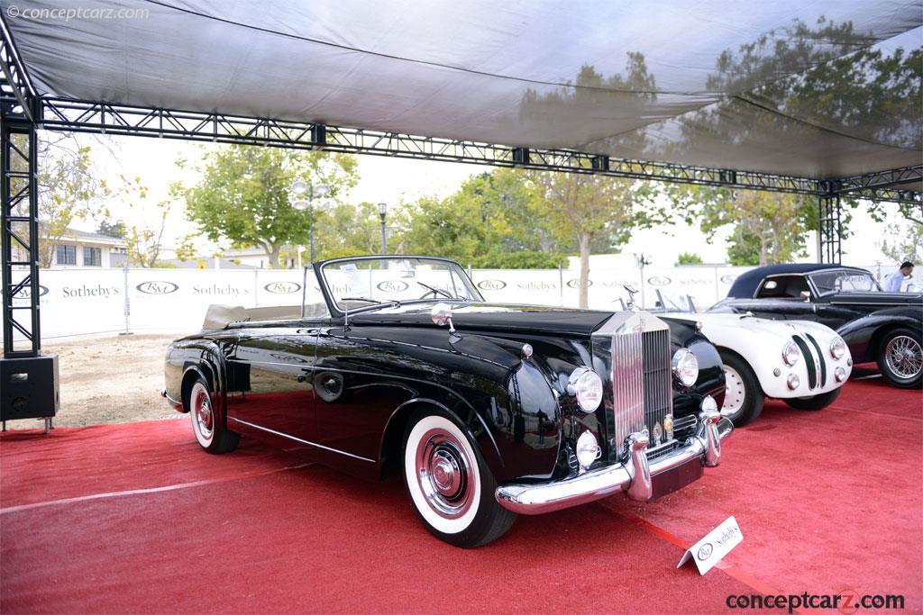 1957 Rolls-Royce Silver Cloud