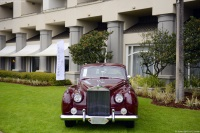 1958 Rolls-Royce Silver Cloud I.  Chassis number LSED321