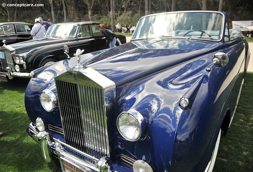 1958 Rolls-Royce Silver Cloud I