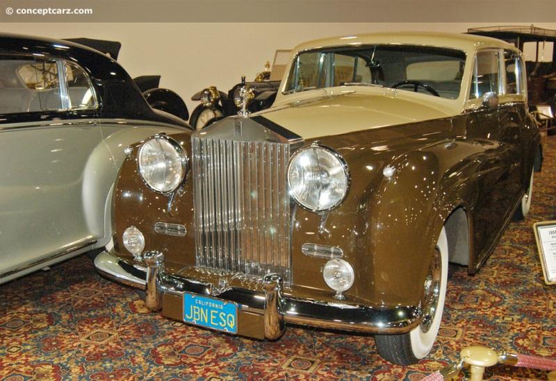 1958 Rolls-Royce Silver Wraith