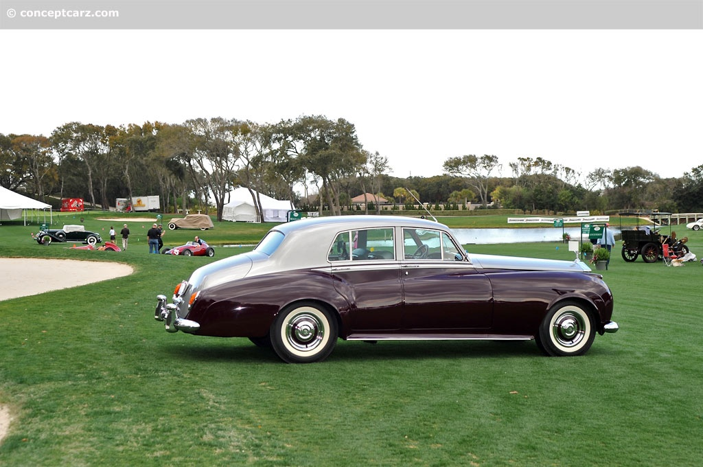 1959 Rolls Royce Silver Cloud I Image Chassis Number Lskg 39