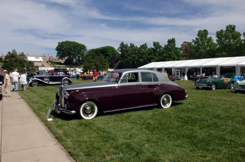 1959 Rolls-Royce Silver Cloud I