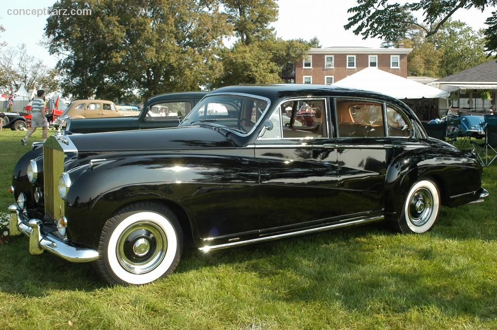 Auction Results and Sales Data for 1959 Rolls-Royce Silver Wraith