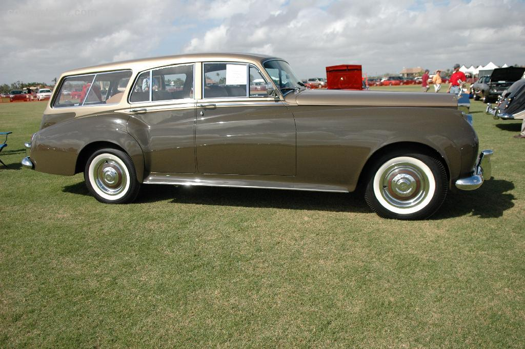 Ny Car Show >> 1959 Rolls-Royce Silver Cloud I Image. Photo 158 of 192