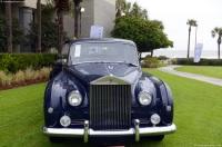 1960 Rolls-Royce Phantom V.  Chassis number 5LAT12