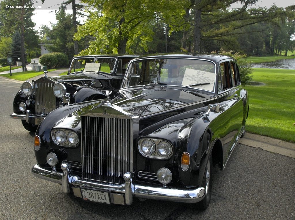 1960 Rolls-Royce Phantom V Pictures, History, Value, Research ...