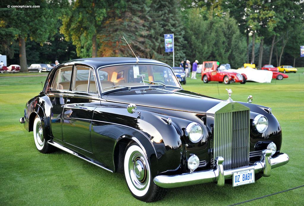 1960 Rolls Royce Silver Cloud Ii Image