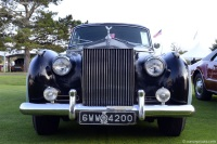 1960 Rolls-Royce Silver Cloud II.  Chassis number LSTB198