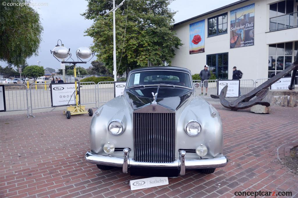 1960 Rolls-Royce Silver Cloud II
