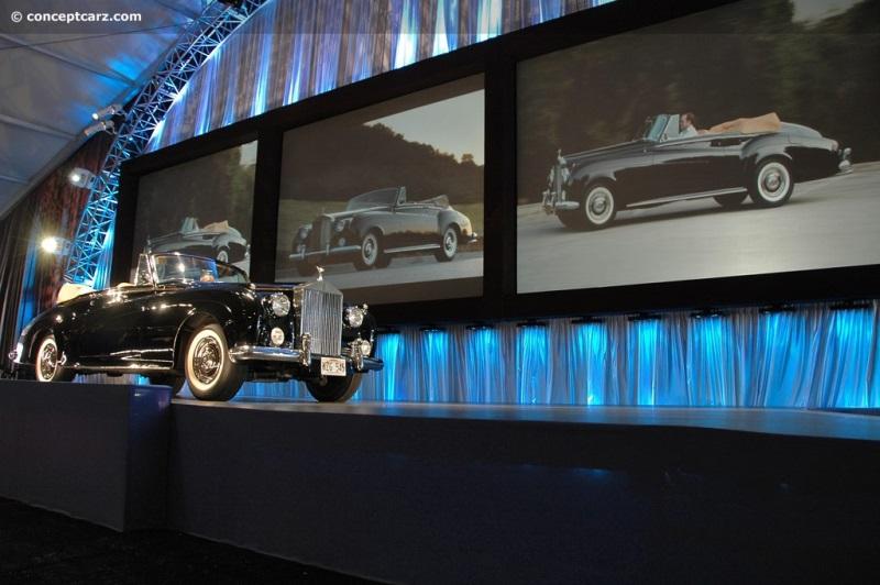 1961 Rolls-Royce Silver Cloud II