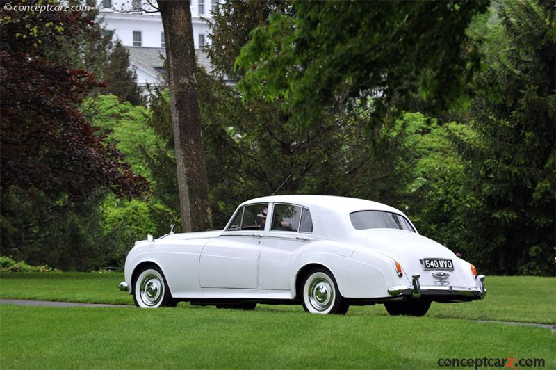 1961 Rolls-Royce Silver Cloud II