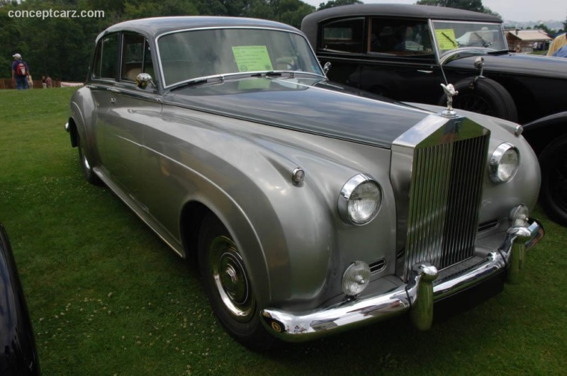 1961 Rolls-Royce Silver Cloud II Image. Photo 39 of 56
